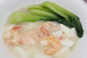 21.海老蟹入豆腐煮込み